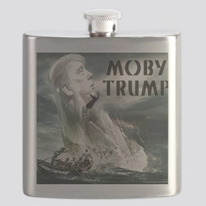 Moby Trump Flask