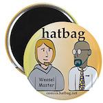 Hatbag Magnet