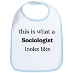 What a Sociologist Looks Like Bib