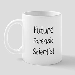 Future Forensic Scientist Mug