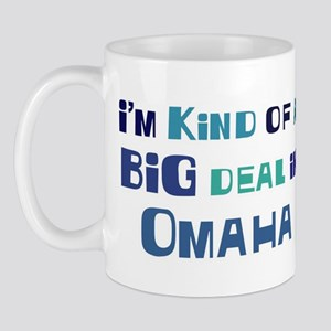 Big Deal in Omaha Mug