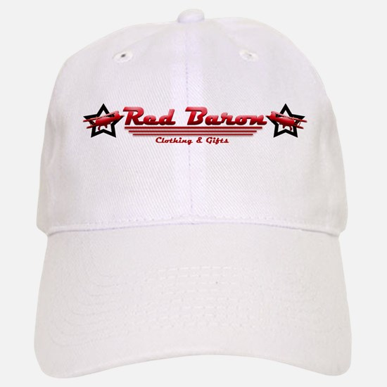 Red Baron Clothing Baseball Baseball Cap