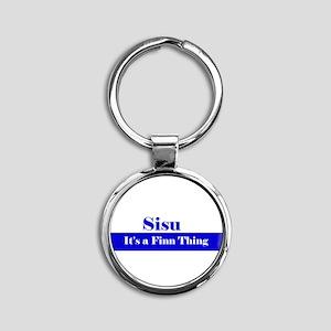 SISU_AFinnThing Keychains