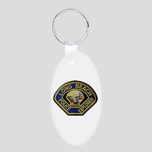 Long Beach PD Explorer Keychains