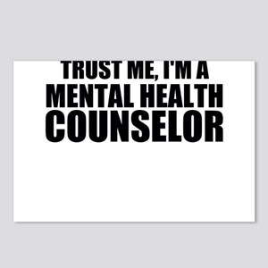 Trust Me, I'm A Mental Health Counselor Postcards