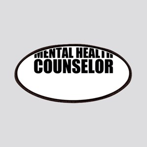 Trust Me, I'm A Mental Health Counselor Patch