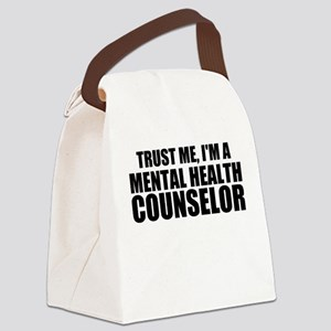 Trust Me, I'm A Mental Health Counselor Canvas Lun