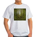 magical trail scene Light T-Shirt