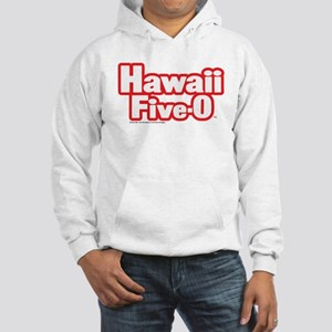 Hawaii Five-0 Logo Hooded Sweatshirt