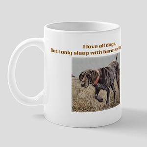Sleeps with Pointers Mug