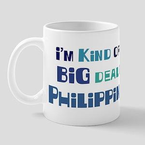 Big Deal in Philippines Mug