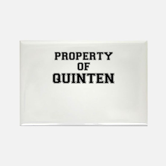 Property of QUINTEN Magnets
