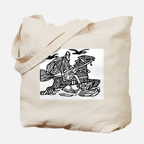 Unique Odin Tote Bag