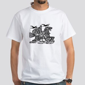 Odin on Sleipnir T-Shirt