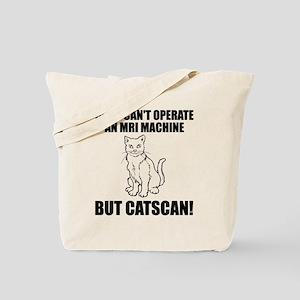 Dogs MRI Catscan Tote Bag