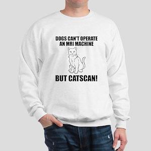 Dogs MRI Catscan Sweatshirt