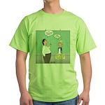 Large No. 2 Green T-Shirt