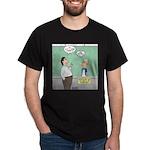 Large No. 2 Dark T-Shirt