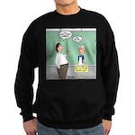 Large No. 2 Sweatshirt (dark)
