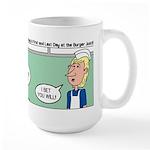 Large No. 2 Large Mug