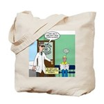 Tinted-Glasses Problem Tote Bag