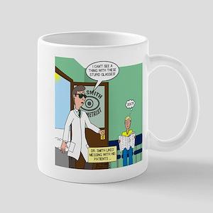 Tinted-Glasses Problem Mug