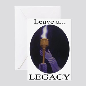 Torch Pass ~ Legacy Greeting Cards