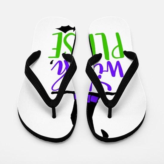 WITCH, PLEASE Flip Flops