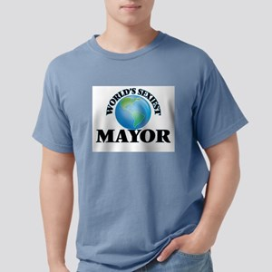 World's Sexiest Mayor T-Shirt