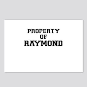 Property of RAYMOND Postcards (Package of 8)
