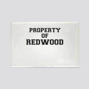 Property of REDWOOD Magnets