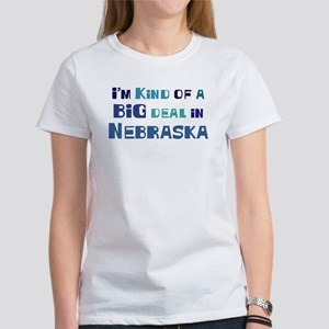 Big Deal in Nebraska Women's T-Shirt