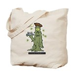 Myths & Monsters Swampman Tote Bag