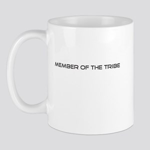 MEMBER OF THE TRIBE Mug