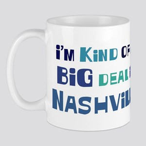 Big Deal in Nashville Mug