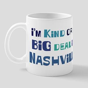 Big Deal in Nashville Mug