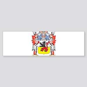 Daly Coat of Arms - Family Crest Bumper Sticker