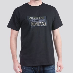 Gallatin River Fly Fishing T-Shirt