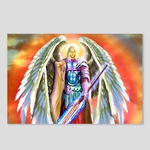 Angel Michael Postcards (Package of 8)