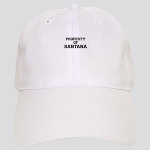 Property of SANTANA Cap
