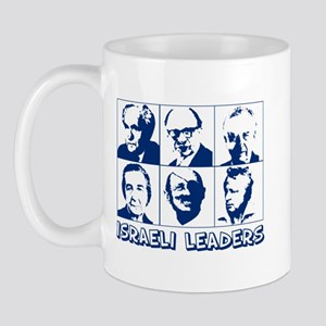 israel leaders Mug