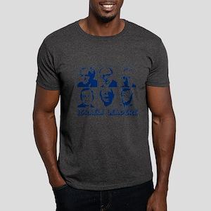 israel leaders Dark T-Shirt