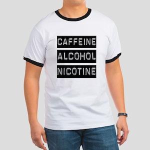 Caffeine, Alcohol, Tobacco Ringer T