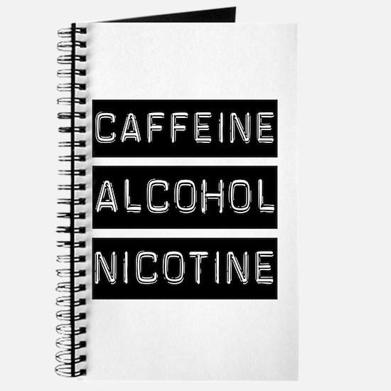 Caffeine, Alcohol, Tobacco Journal