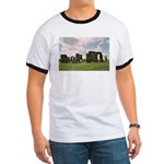Fluffy went to Stonehenge and I got this great T.