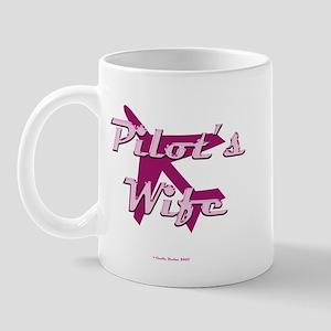 Pilot's Wife 2 Mug