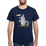 Myths Bunny Man Men's T-Shirt