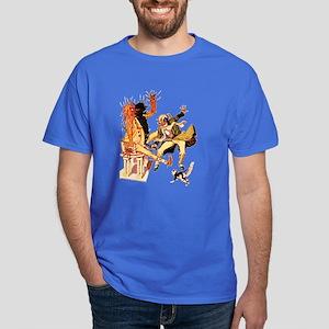 Wizard Cut the Sorcerer Dark T-Shirt