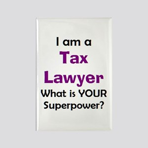 tax lawyer Rectangle Magnet