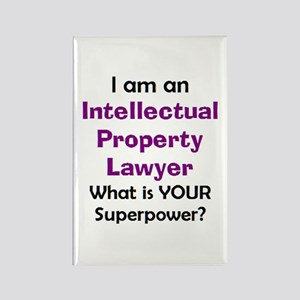 intellectual property lawyer Rectangle Magnet
